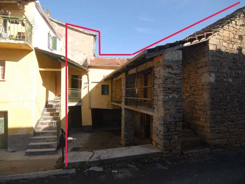 Rustico / Casale in vendita a Mombarcaro, 4 locali, prezzo € 18.000 | PortaleAgenzieImmobiliari.it