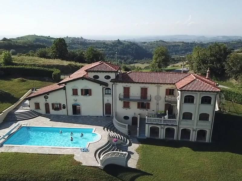 Villa in vendita a Murazzano, 13 locali, Trattative riservate | PortaleAgenzieImmobiliari.it