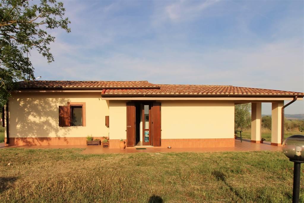 Villa, Roselle, Grosseto, in nuova costruzione