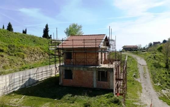 Bifamiliare, Giovi, Salerno, in nuova costruzione