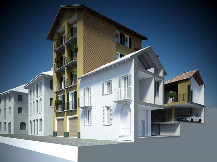 Nuova costruzione, Omegna, in nuova costruzione