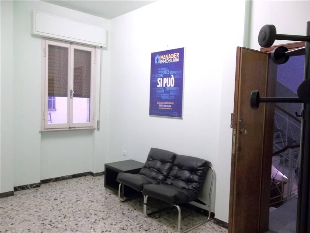 Ufficio, Centrale, Pistoia