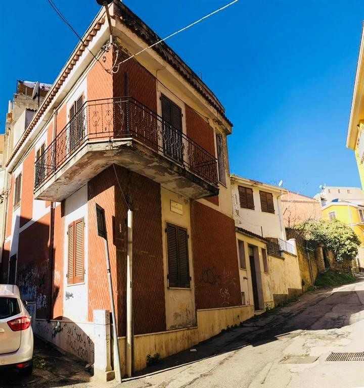 Casa singola in Via Nino Di Gallura 22, Centro, Nuoro