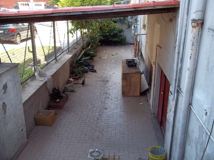 Magazzino, Irno, Salerno