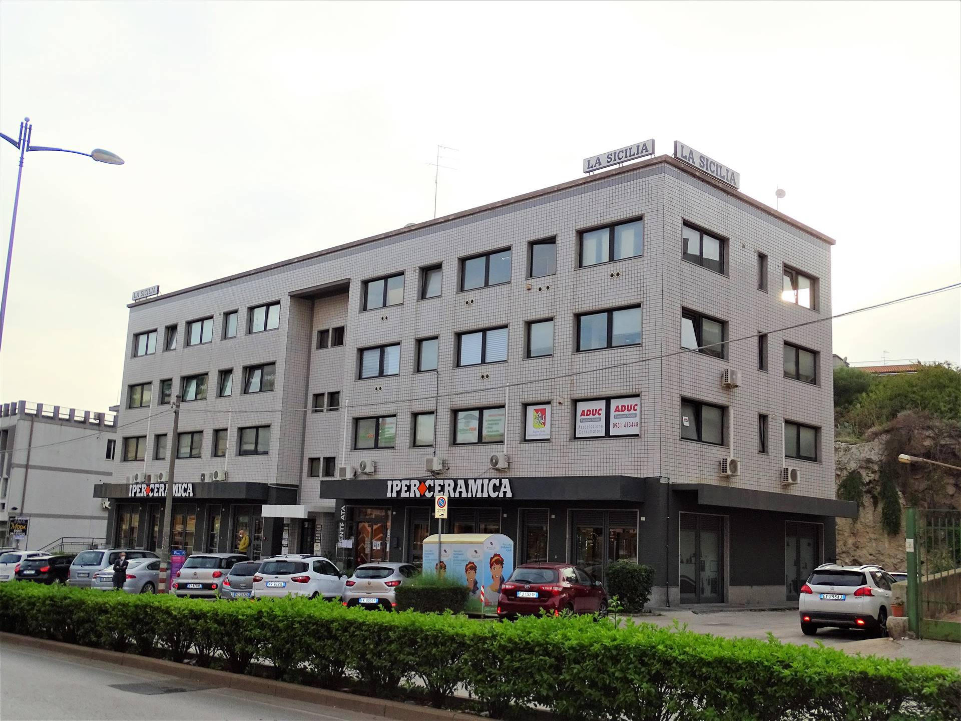 Ufficio / Studio in vendita a Siracusa, 3 locali, zona Località: TERACATI, prezzo € 45.000 | CambioCasa.it
