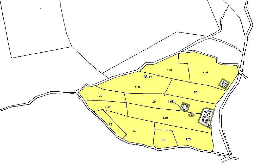 Foglio di mappa