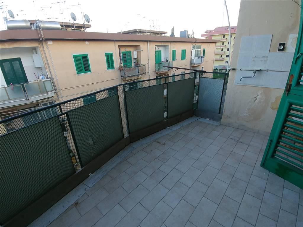 Balcone Soggiorno/Cucina