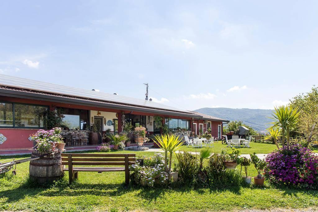 Agriturismo in vendita a Librizzi, 10 locali, zona Località: COLLA MAFFONE, Trattative riservate | CambioCasa.it