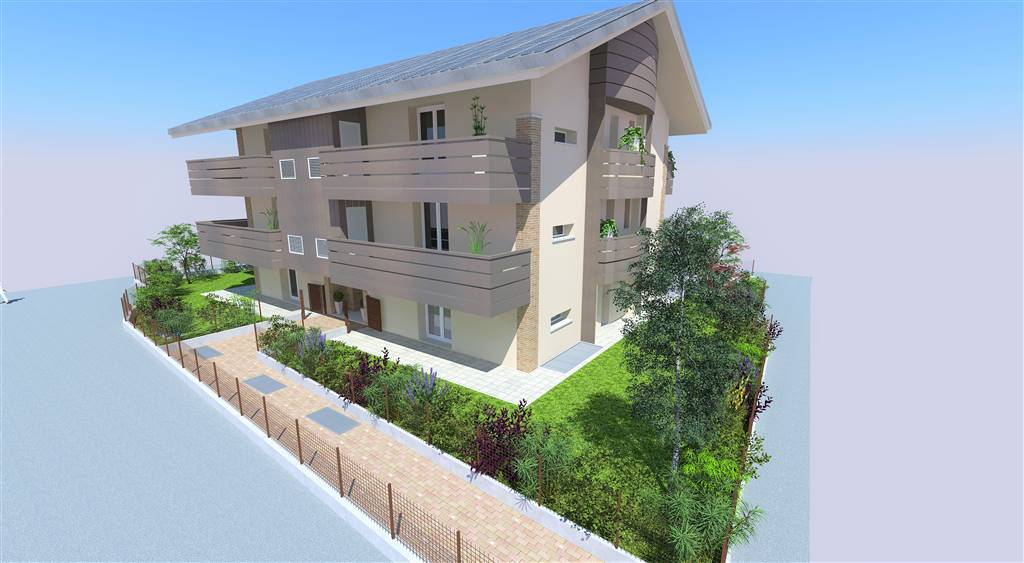 Nuova costruzione, La Pieve, Montebelluna, in nuova costruzione