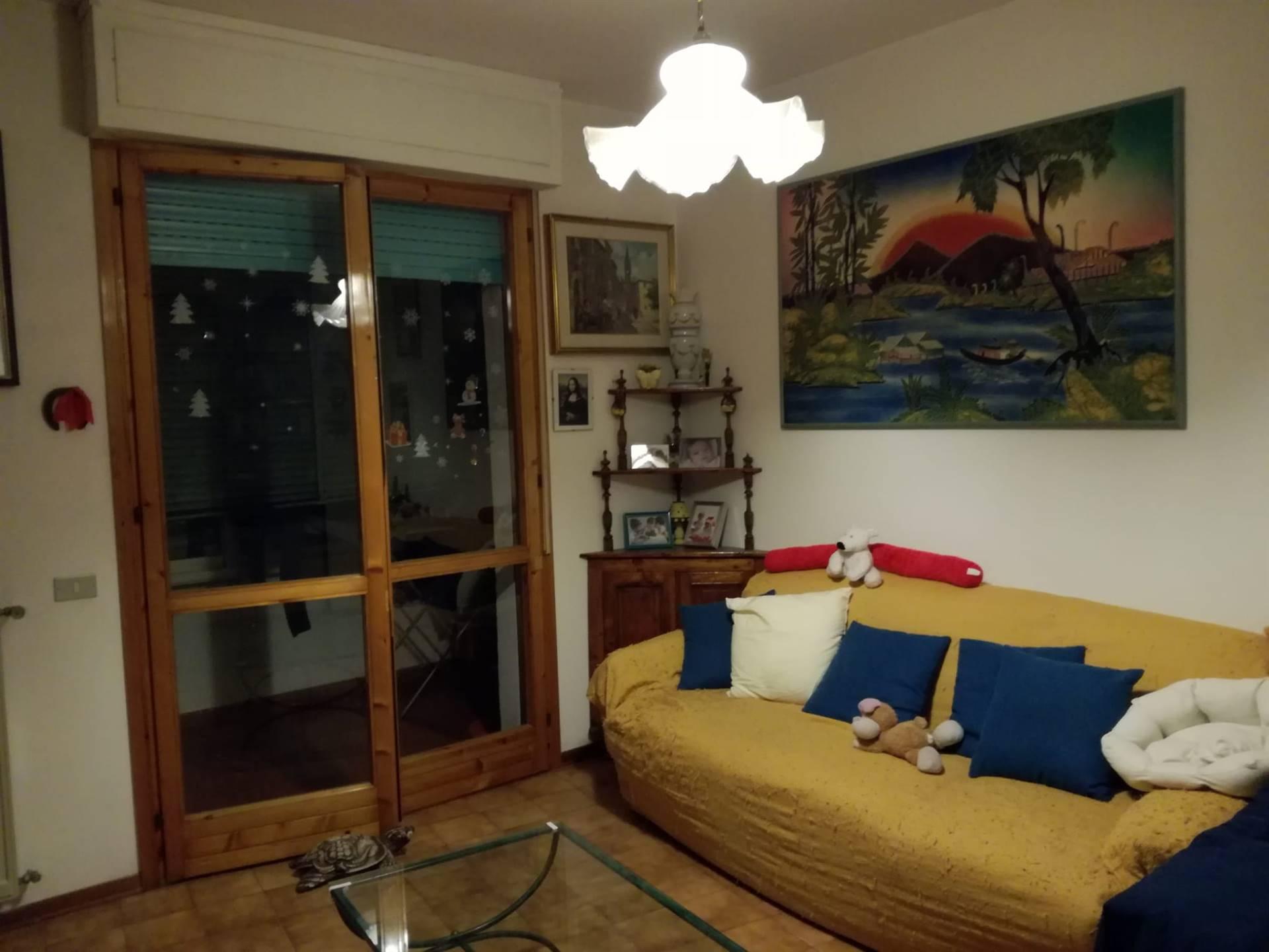 PISTOIA EST, PISTOIA, Appartamento in vendita, Buone condizioni, Classe energetica: G, posto al piano 4°, composto da: 4 Vani, Cucinotto, 2 Camere, 1