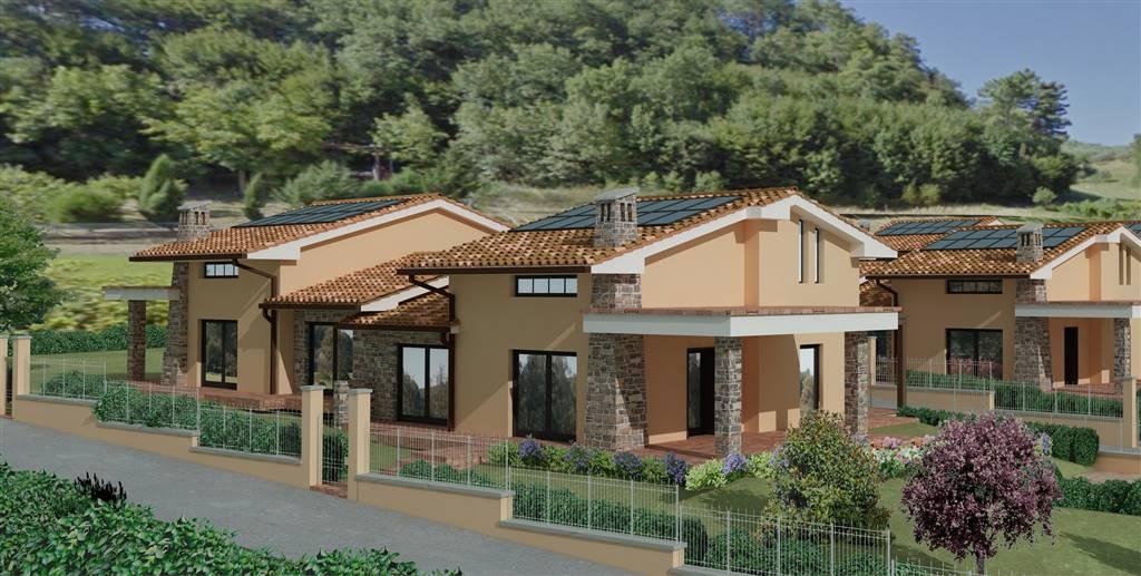 Villa a schieraaBORGO SAN LORENZO
