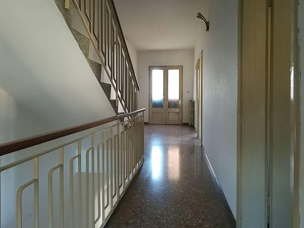 corridoio al primo piano