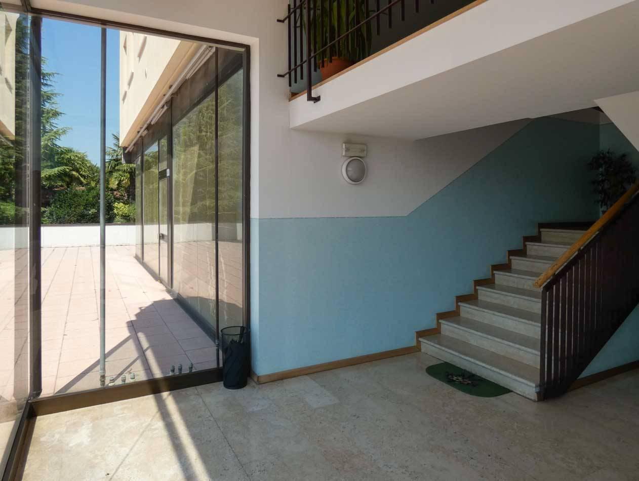 scale condominiale di accesso
