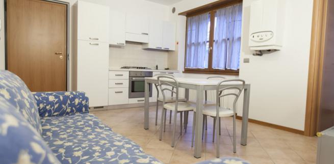 Appartamento in affitto a Paderno Dugnano, 2 locali, zona Zona: Palazzolo Milanese, prezzo € 480   CambioCasa.it