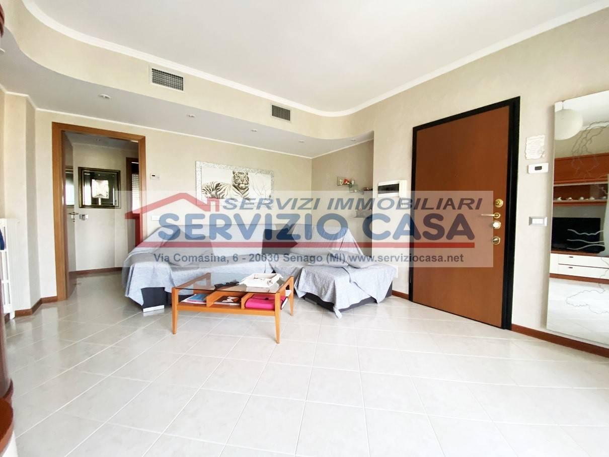 Appartamento in vendita a Senago, 3 locali, prezzo € 180.000   PortaleAgenzieImmobiliari.it