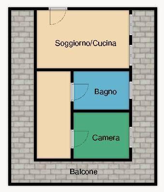 Appartamento in affitto a Paderno Dugnano, 2 locali, zona Zona: Palazzolo Milanese, prezzo € 750 | CambioCasa.it