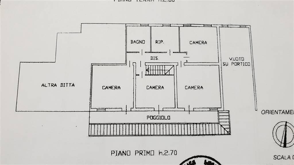 Piano Primo Abit. mq.288