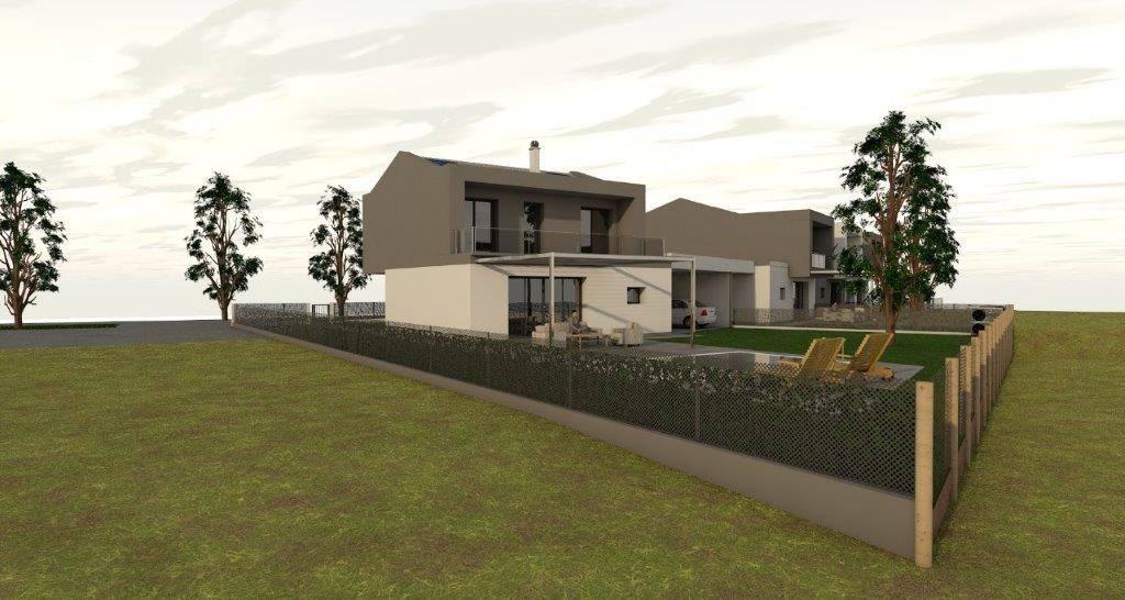Villa a Schiera in vendita a Lozzo Atestino, 6 locali, zona Località: LOZZO, prezzo € 149.000 | CambioCasa.it