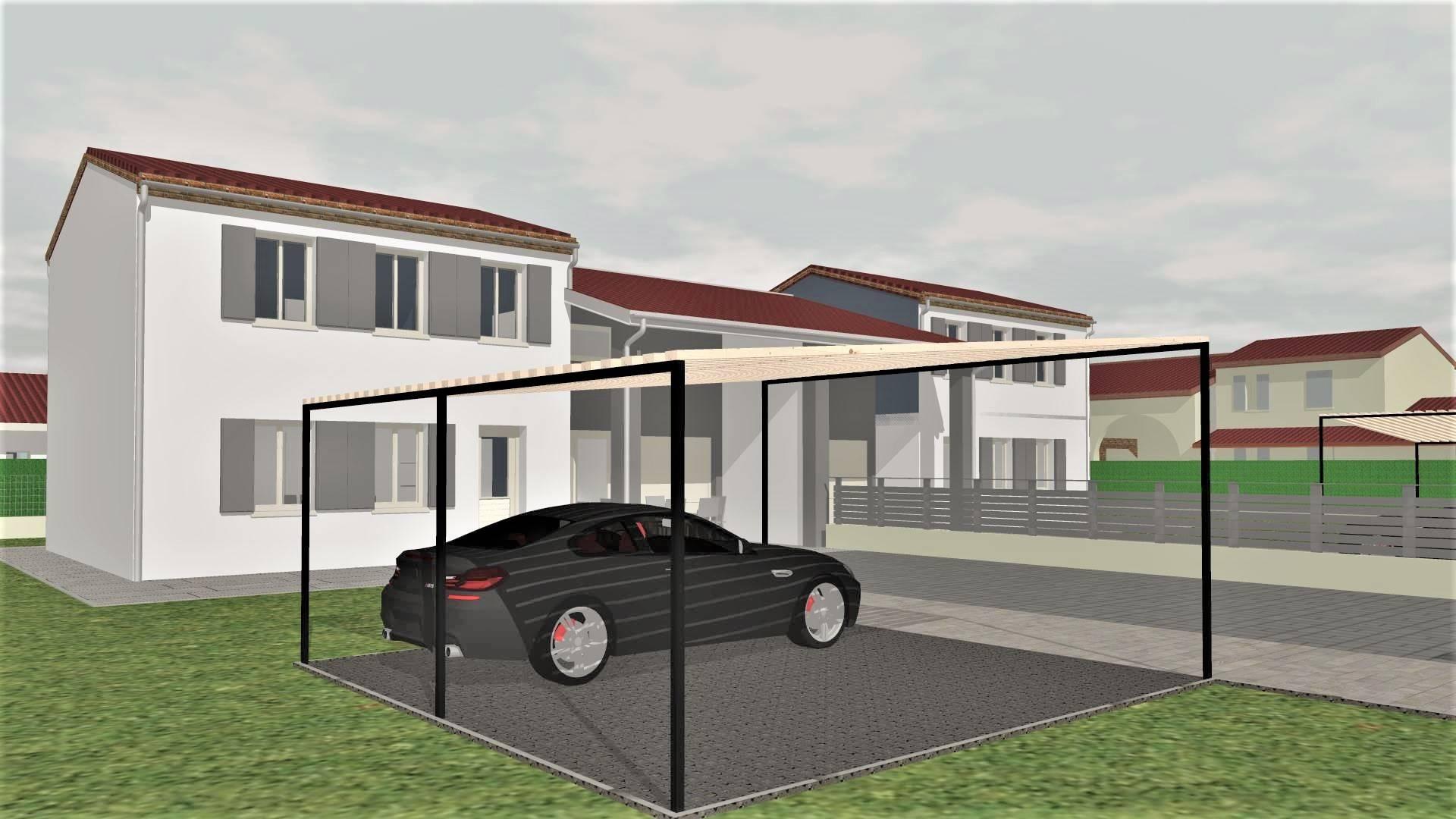 Villa Bifamiliare in vendita a Lozzo Atestino, 6 locali, zona Zona: Valbona, prezzo € 200.000 | CambioCasa.it