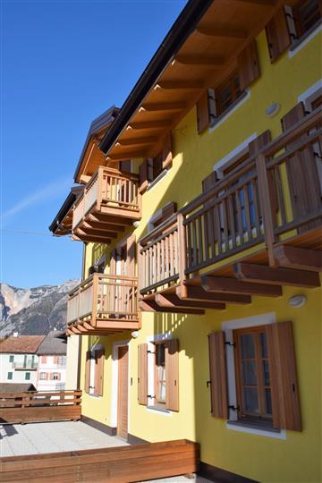 Appartamento in vendita a Folgaria, 3 locali, zona Località: VIRTI, prezzo € 140.000   CambioCasa.it
