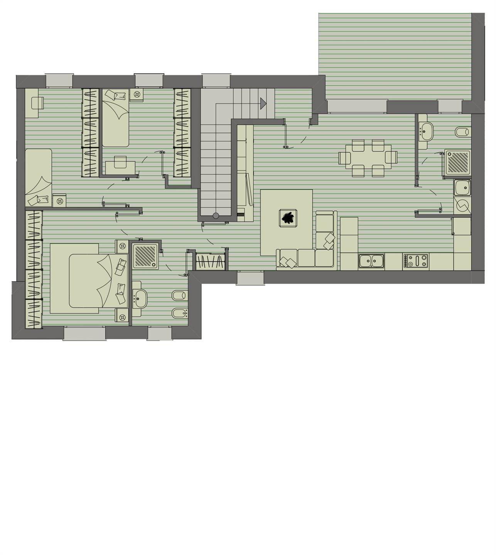 Appartamento in vendita a Paese, 4 locali, prezzo € 255.000 | PortaleAgenzieImmobiliari.it