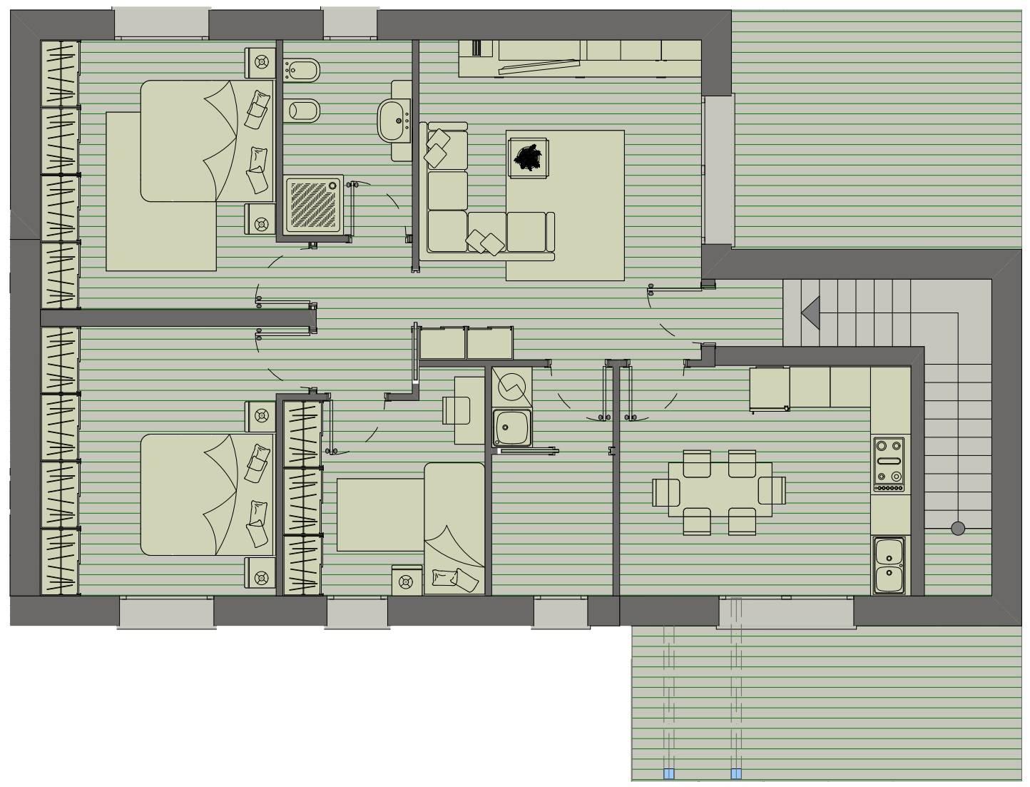 Appartamento in vendita a Paese, 3 locali, prezzo € 255.000   CambioCasa.it