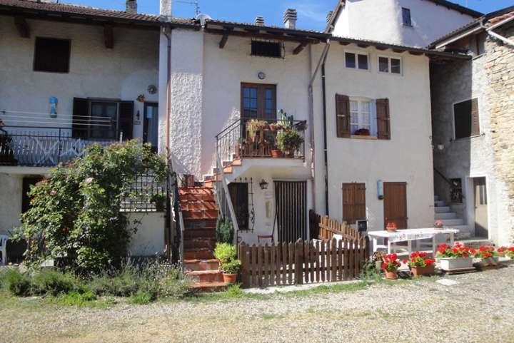 Soluzione Semindipendente in vendita a Borghetto di Borbera, 3 locali, zona Zona: Castel Ratti, prezzo € 59.000 | CambioCasa.it