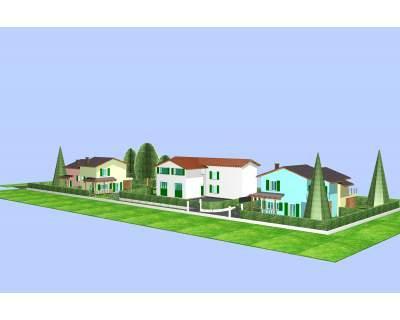 Villa Bifamiliare in vendita a Borghetto di Borbera, 6 locali, prezzo € 230.000   CambioCasa.it