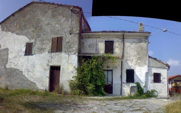 Soluzione Semindipendente in vendita a Cantalupo Ligure, 5 locali, zona Zona: Prato, prezzo € 20.000   CambioCasa.it