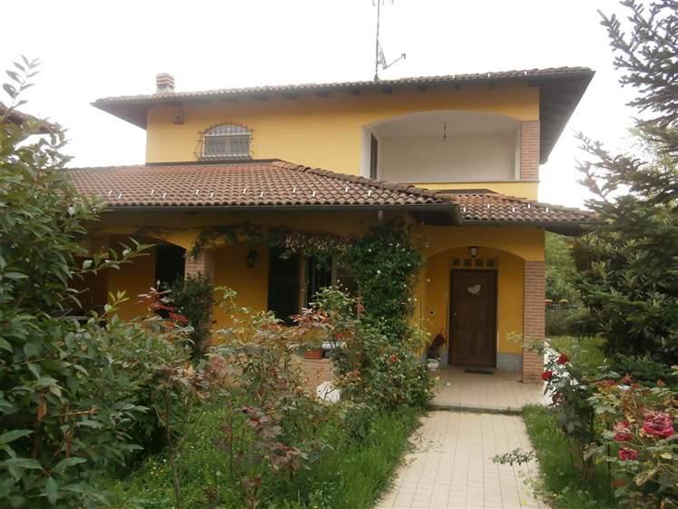 Villa in vendita a Tassarolo, 8 locali, prezzo € 280.000 | CambioCasa.it