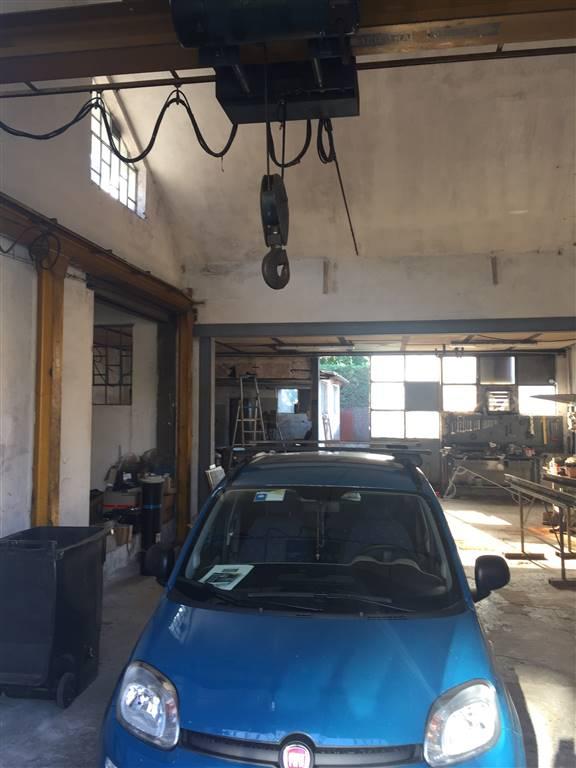 Capannone in vendita a Novi Ligure, 2 locali, zona Località: MUSEO DEL CICLISMO, prezzo € 150.000 | PortaleAgenzieImmobiliari.it