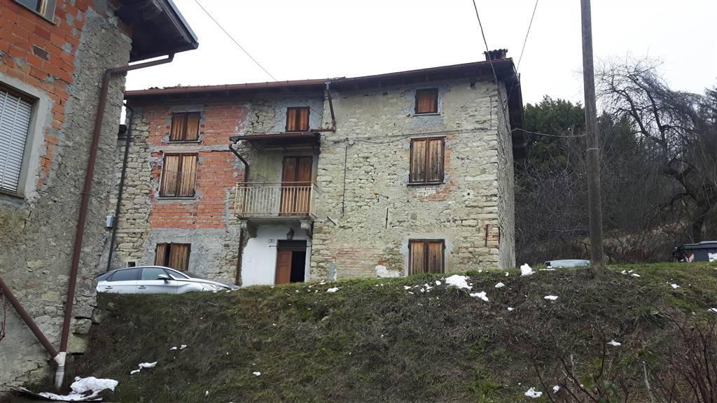 Soluzione Semindipendente in vendita a Borghetto di Borbera, 6 locali, zona Zona: Sorli, prezzo € 45.000   CambioCasa.it