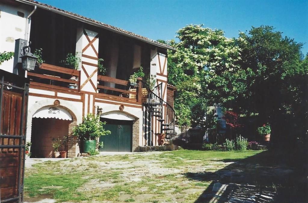 Soluzione Indipendente in vendita a Casasco, 6 locali, prezzo € 90.000 | CambioCasa.it