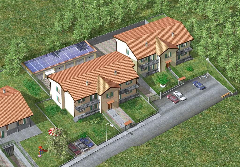 Appartamento in vendita a Pozzolo Formigaro, 5 locali, prezzo € 140.000 | CambioCasa.it