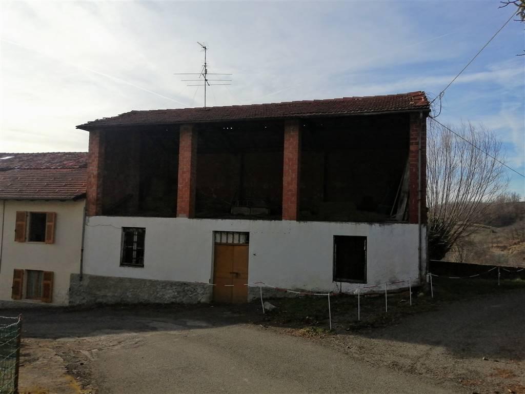 Rustico / Casale in vendita a Cantalupo Ligure, 2 locali, zona inate, prezzo € 24.000 | PortaleAgenzieImmobiliari.it