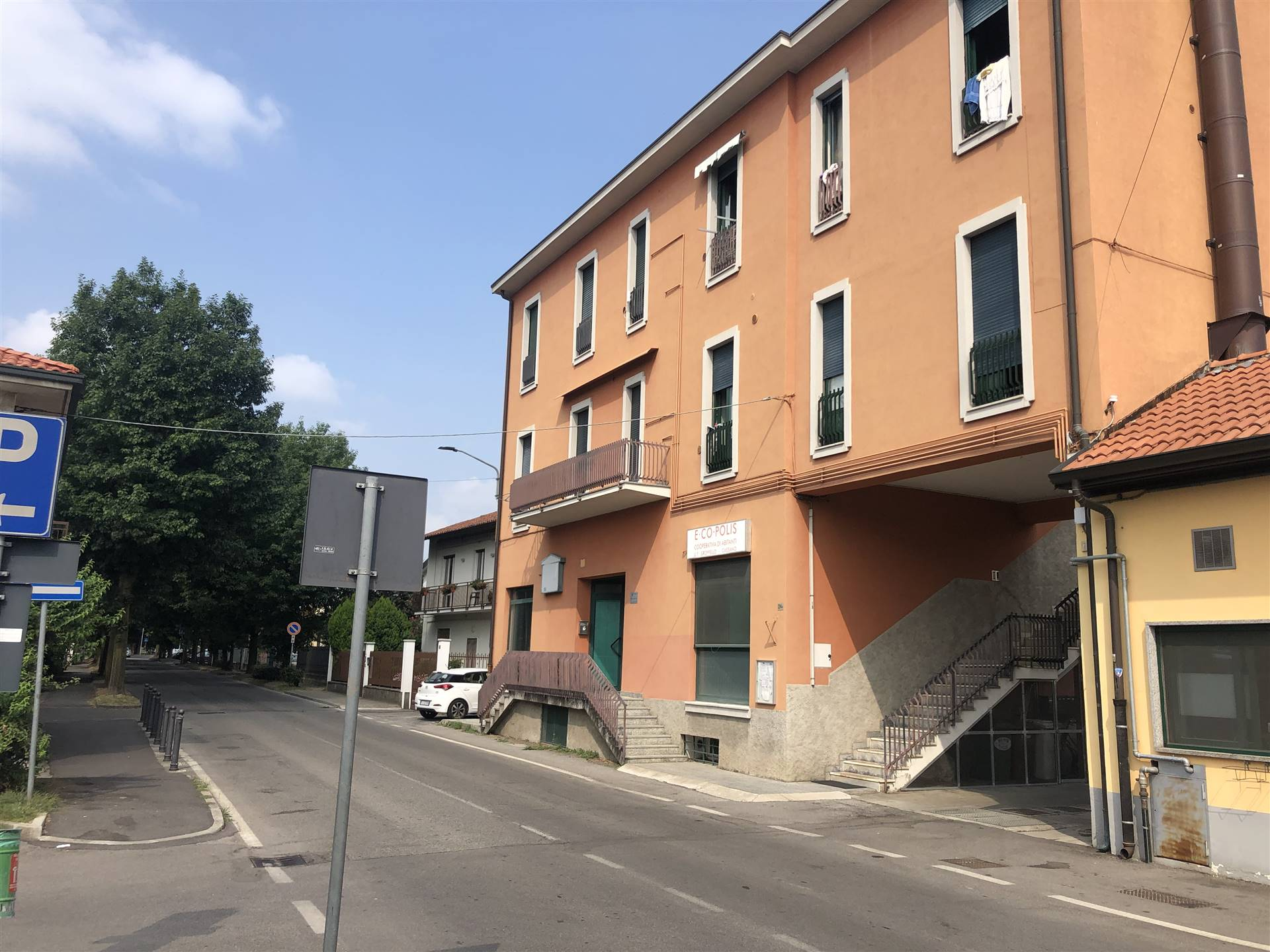 GROPPELLO D'ADDA, CASSANO D'ADDA, Apartment for sale of 65 Sq. mt., Habitable, Heating Individual heating system, Energetic class: G, Epi: 168,3