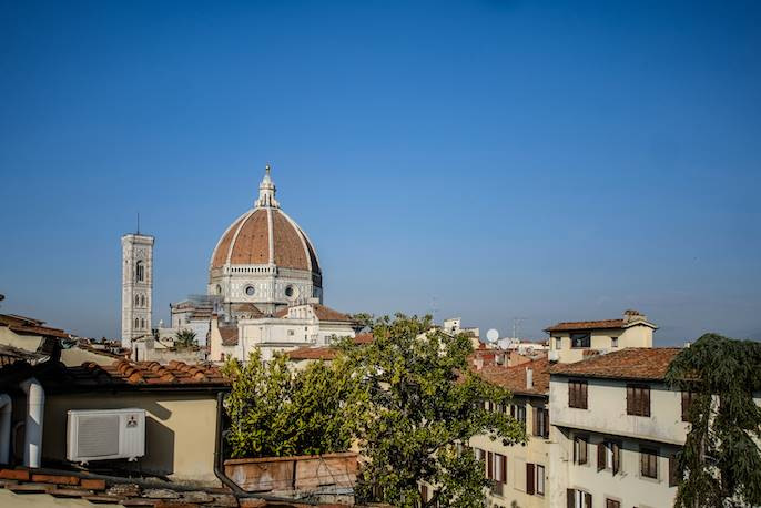 SANTA CROCE, FIRENZE, Penthouse for rent of 150 Sq. mt., Good condition, Heating Individual heating system, Energetic class: G, placed at 3° on 3,