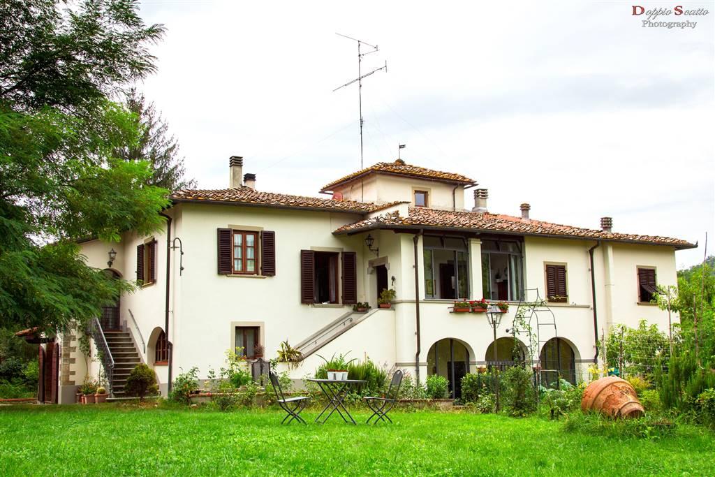 Villa, Leccio, Reggello, ristrutturata