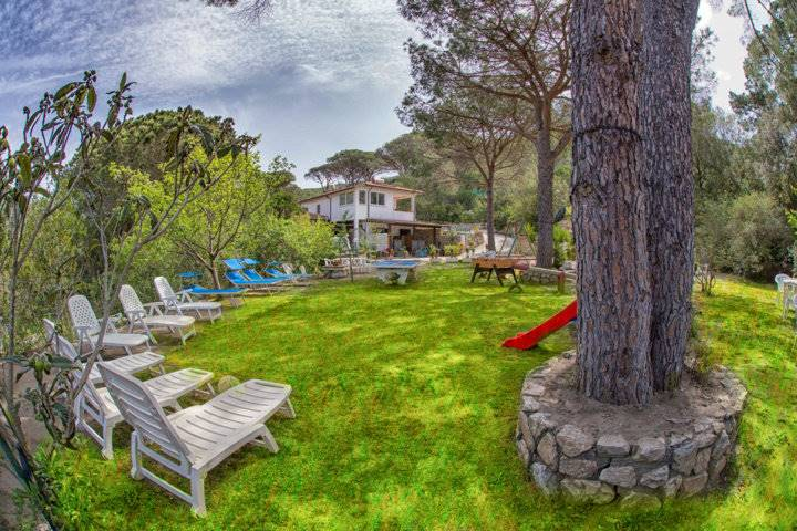 Villa, Campo Nell'elba, ristrutturata