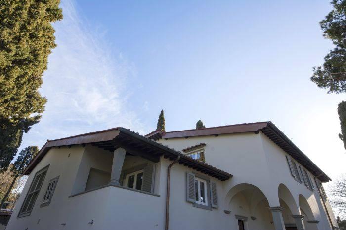 Casa singolaFirenze - Casa singola, San Domenico, Settignano, Firenze, ristrutturata