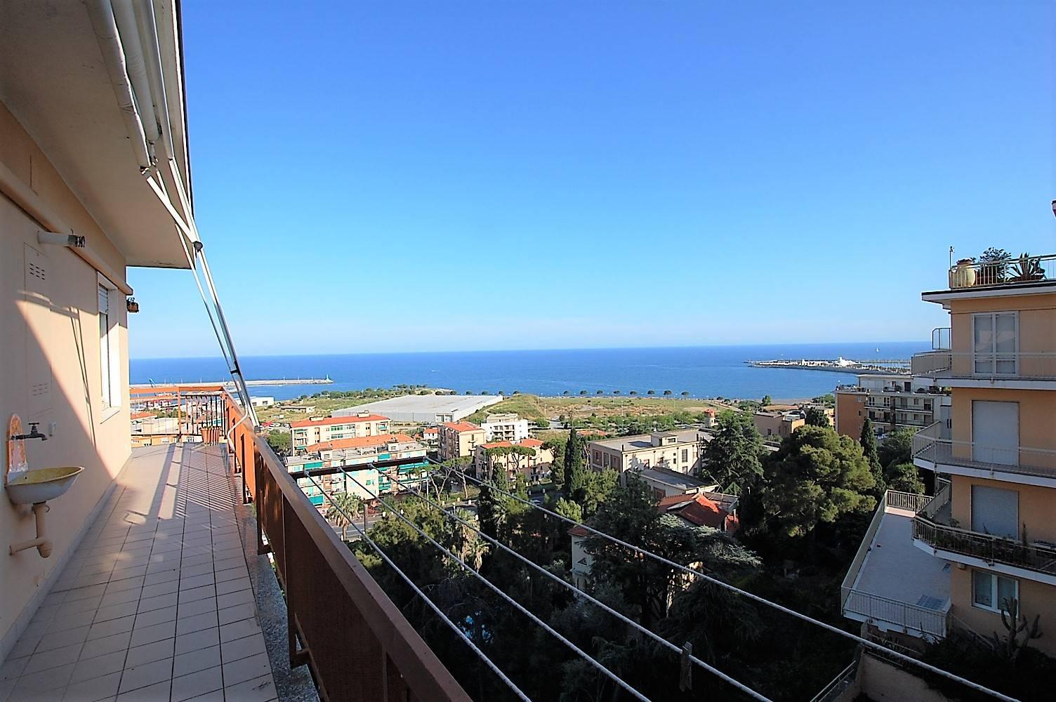 Balcone e vista