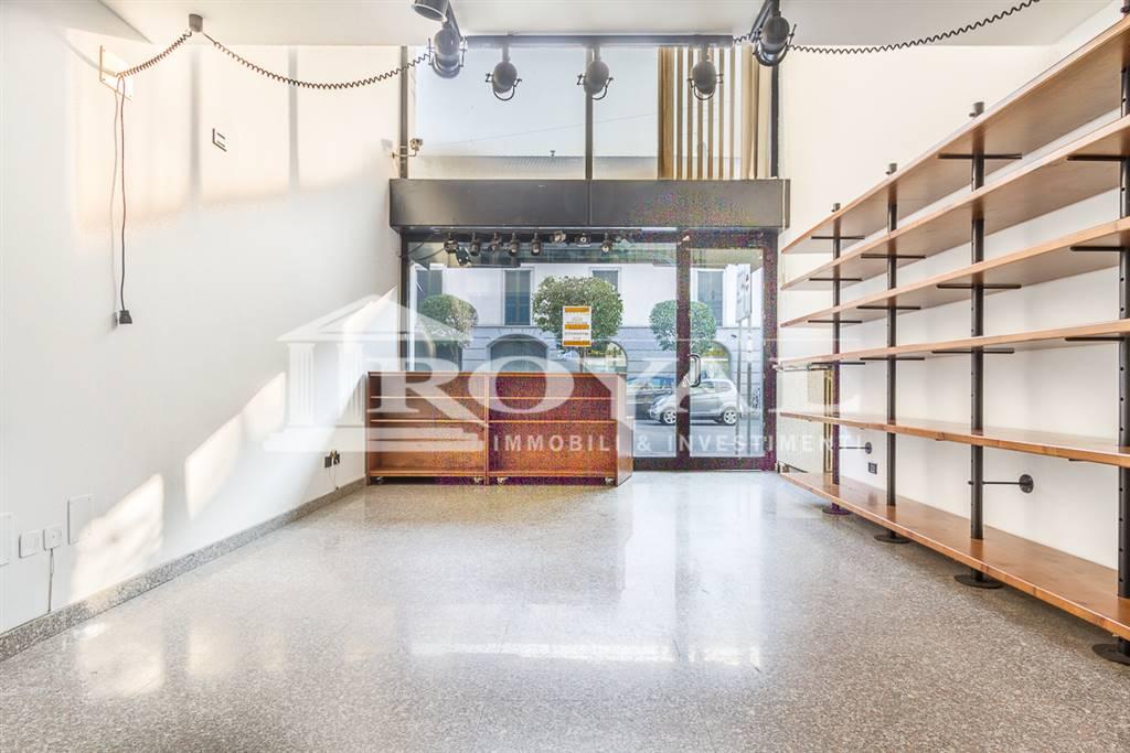 Locale commerciale, San Fruttuoso, Triante, San Carlo, San Giuseppe, Monza