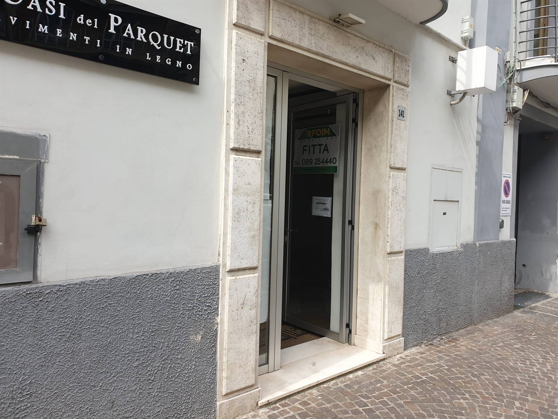 CENTRO, SALERNO, Shop for rent of 60 Sq. mt., Energetic class: G, composed by: , 1 Bathroom, Price: € 700