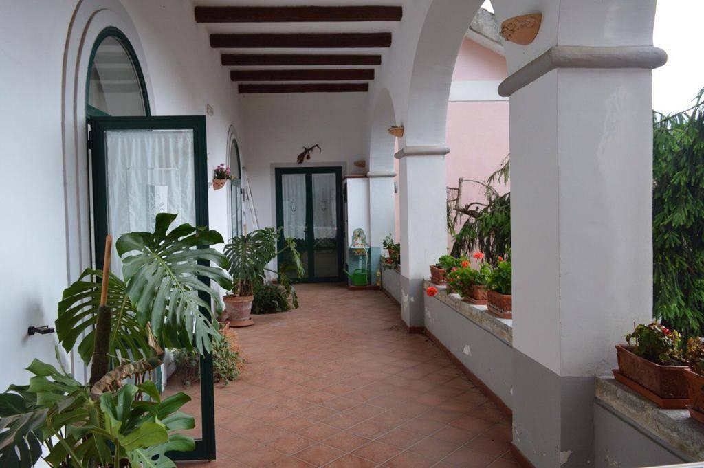 Suggestivo casale dell'800, di circa 300 mq su tre livelli. Al piano terra troviamo un'ampia cucina soggiorno con camino e forno a legno, salone