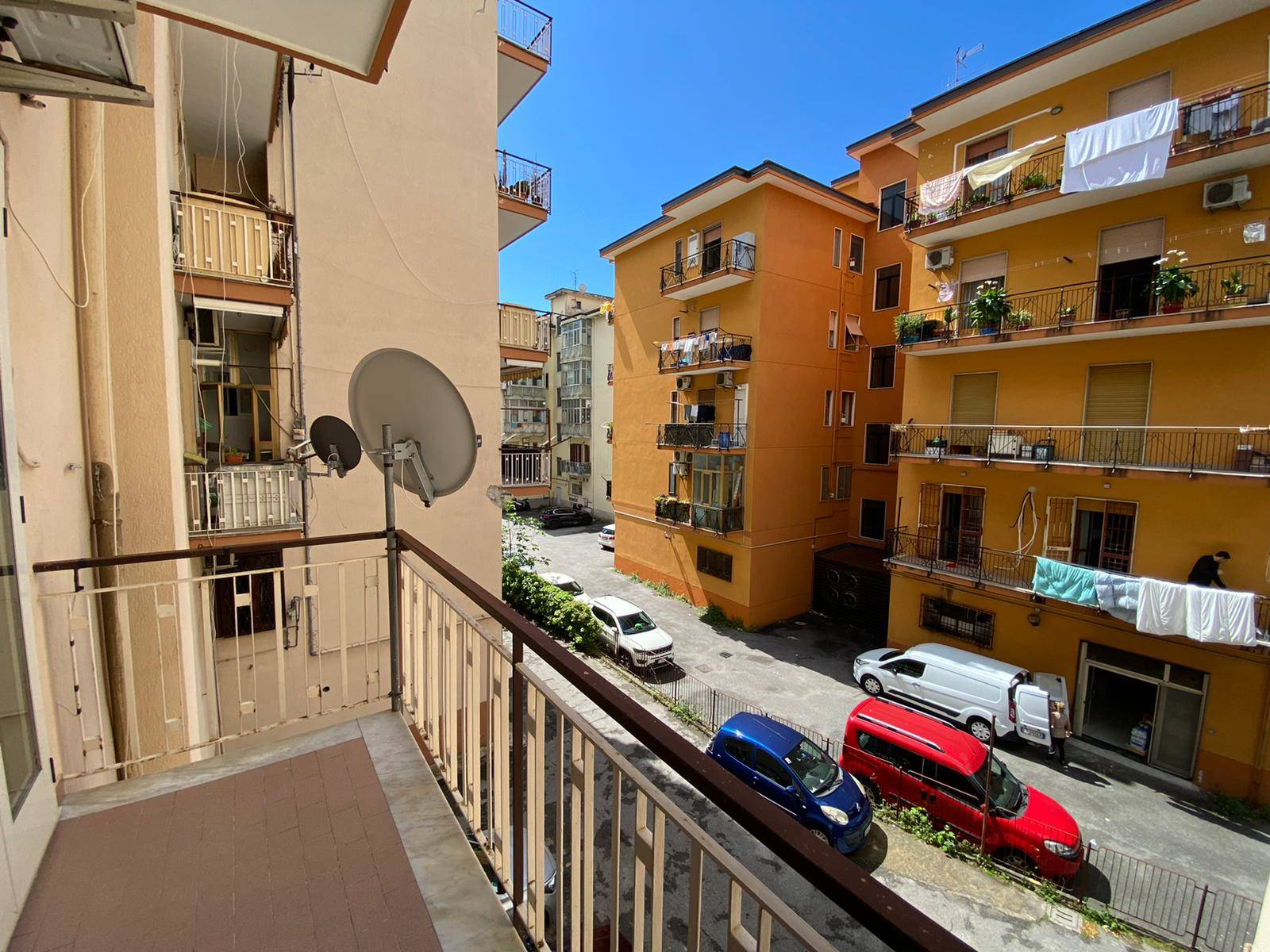 PASTENA, SALERNO, Apartment for sale of 125 Sq. mt., Good condition, Energetic class: G, composed by: 4 Rooms, Separate kitchen, , 2 Bedrooms, 2