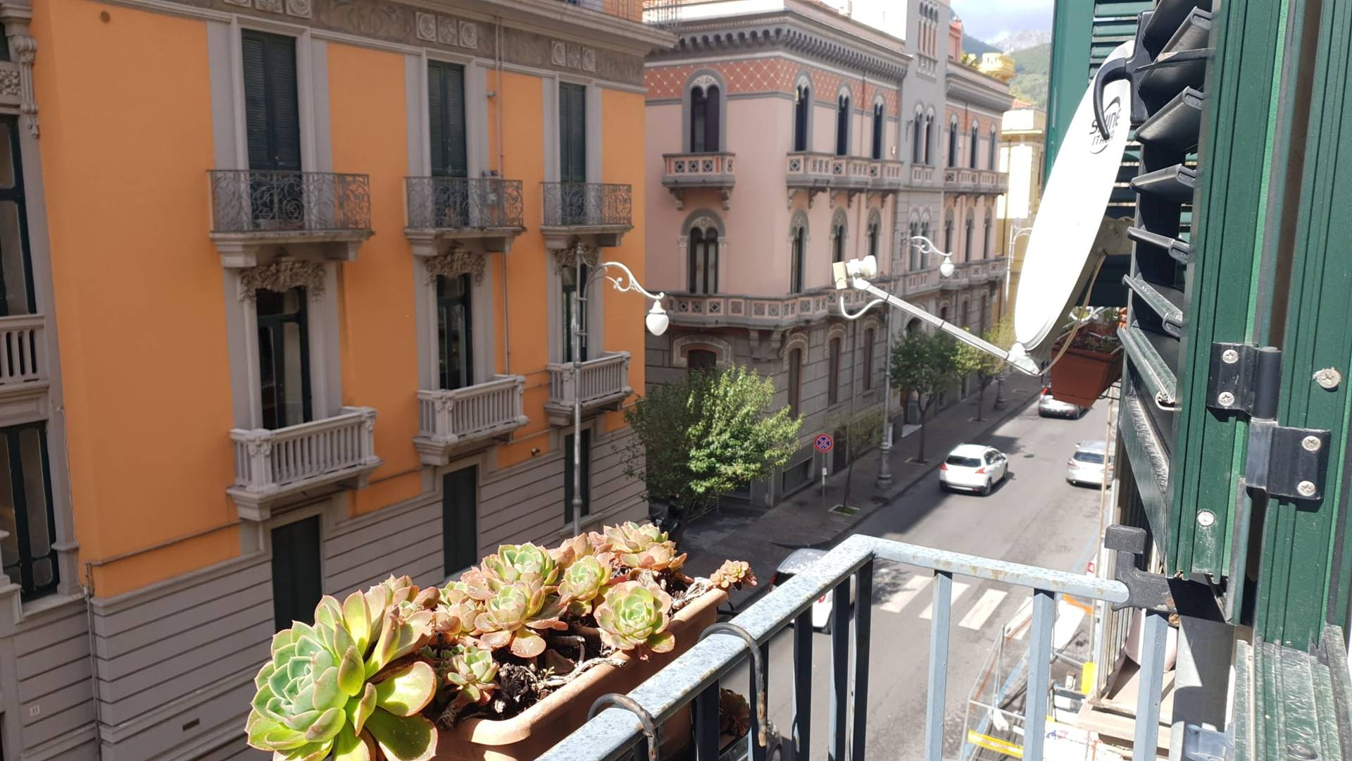 CENTRO, SALERNO, Apartment for rent, Excellent Condition, Heating Individual heating system, Energetic class: G, placed at 2°, composed by: 2 Rooms,