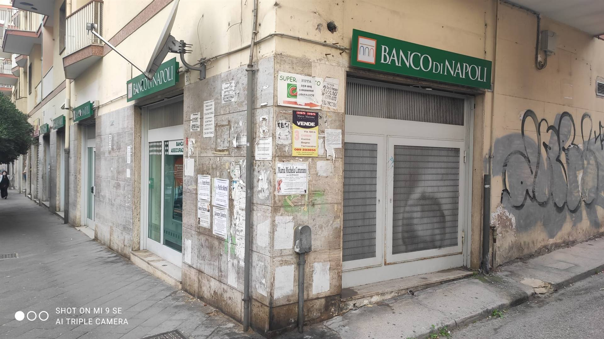 VERNIERI, SALERNO, Business unit for rent, Energetic class: G, composed by: , Price: € 2,800