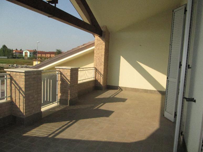 Quadrilocale, Campagnola Emilia, in nuova costruzione