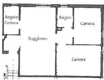 Appartamento, Carpi