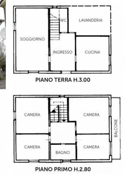 Villino, San Possidonio